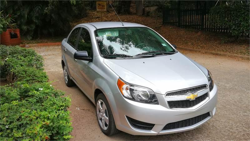 2017 Chevrolet Aveo Chevrolet Aveo